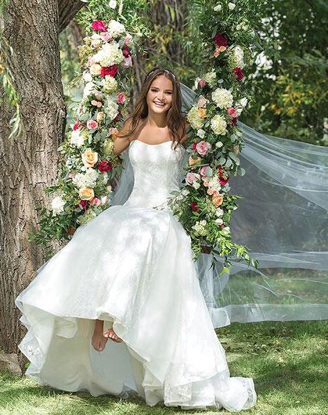 bestseller bröllopsklänningar