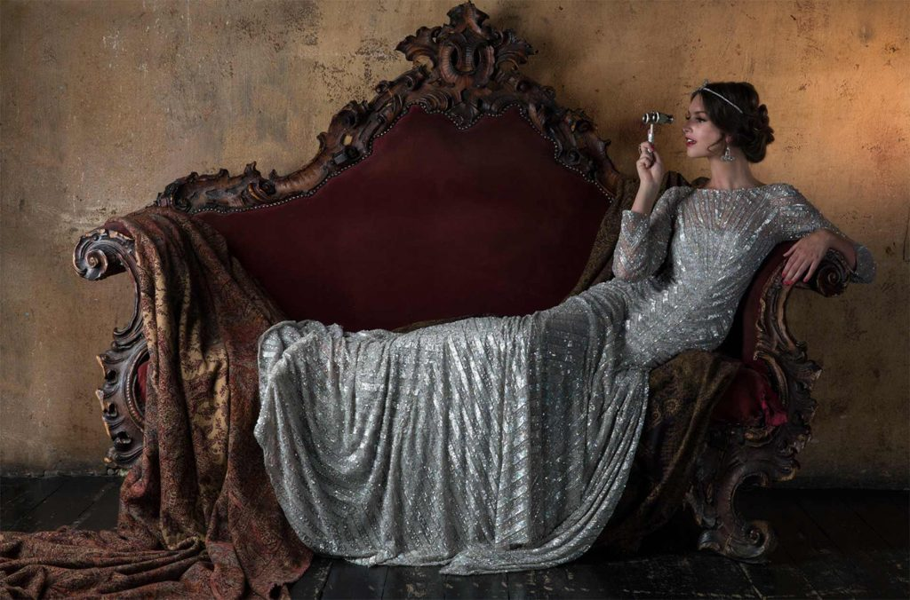 Ramona Design 20-tal-vintage brudklänningar