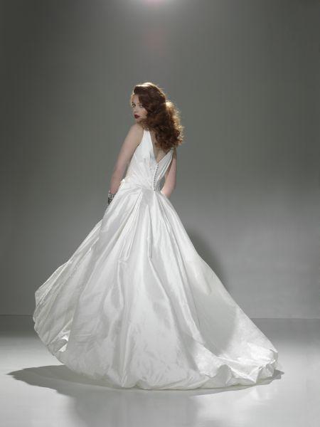 brudklänning 9652