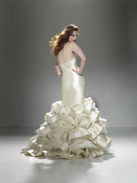 brudklänning 9669