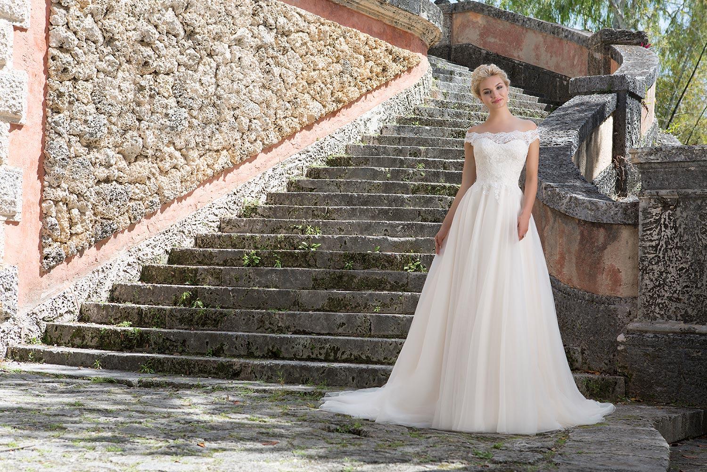 Bäst säljande brudklänning