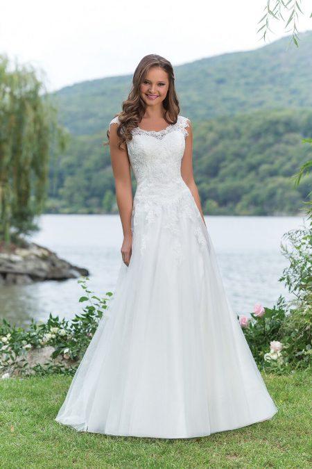 Bestseller brudklänning 001