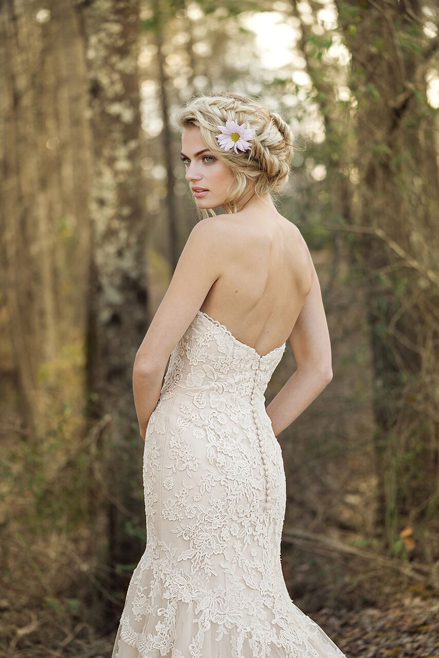 Bröllopsklänning Bohemisk från Ramona Design