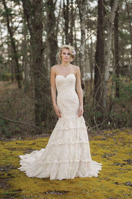 Bohemisk brudklänning 02