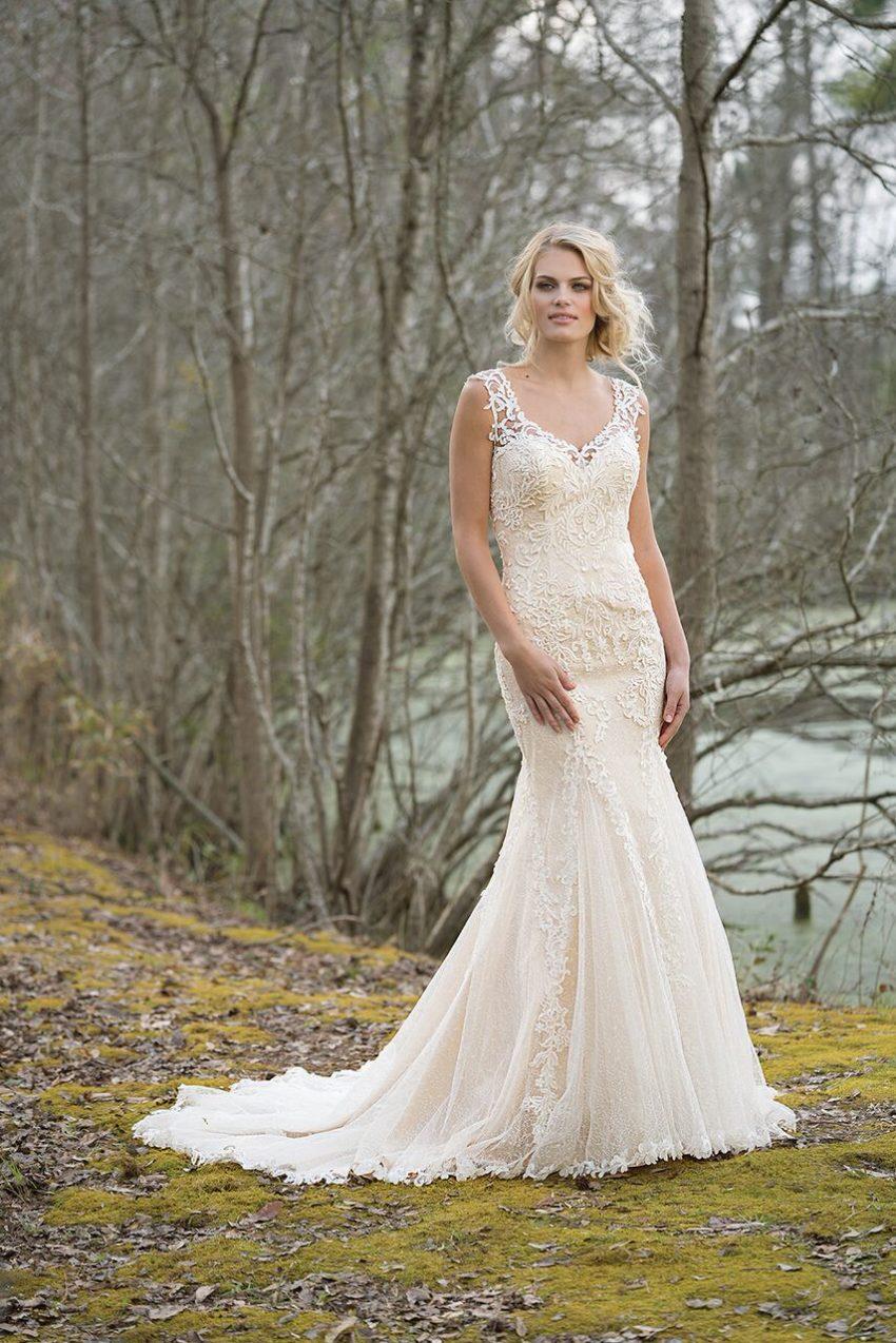 Bohemisk brudklänning 03