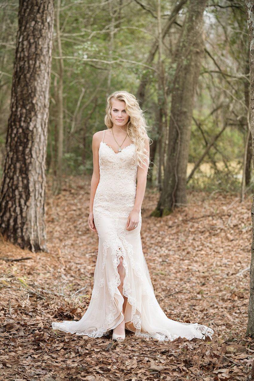Bohemisk brudklänning 05