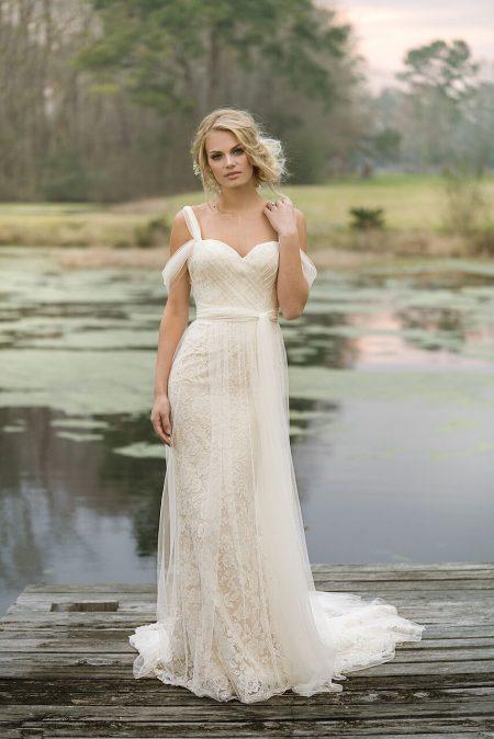 Bohemisk brudklänning 08