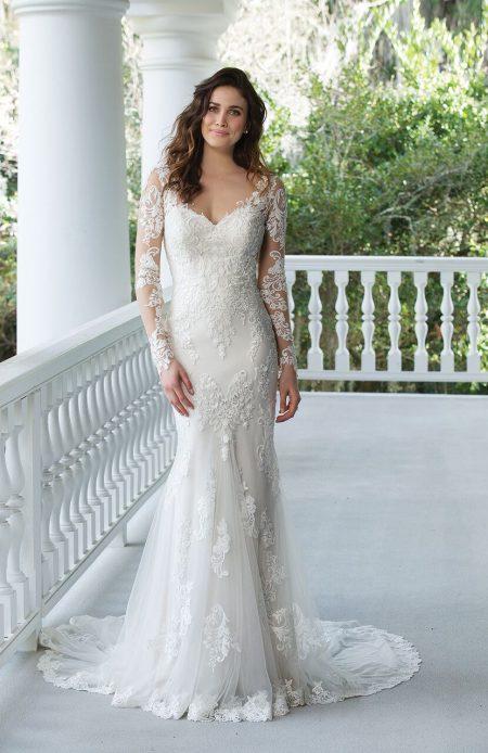 Brudklänning 2017 nyhet 13