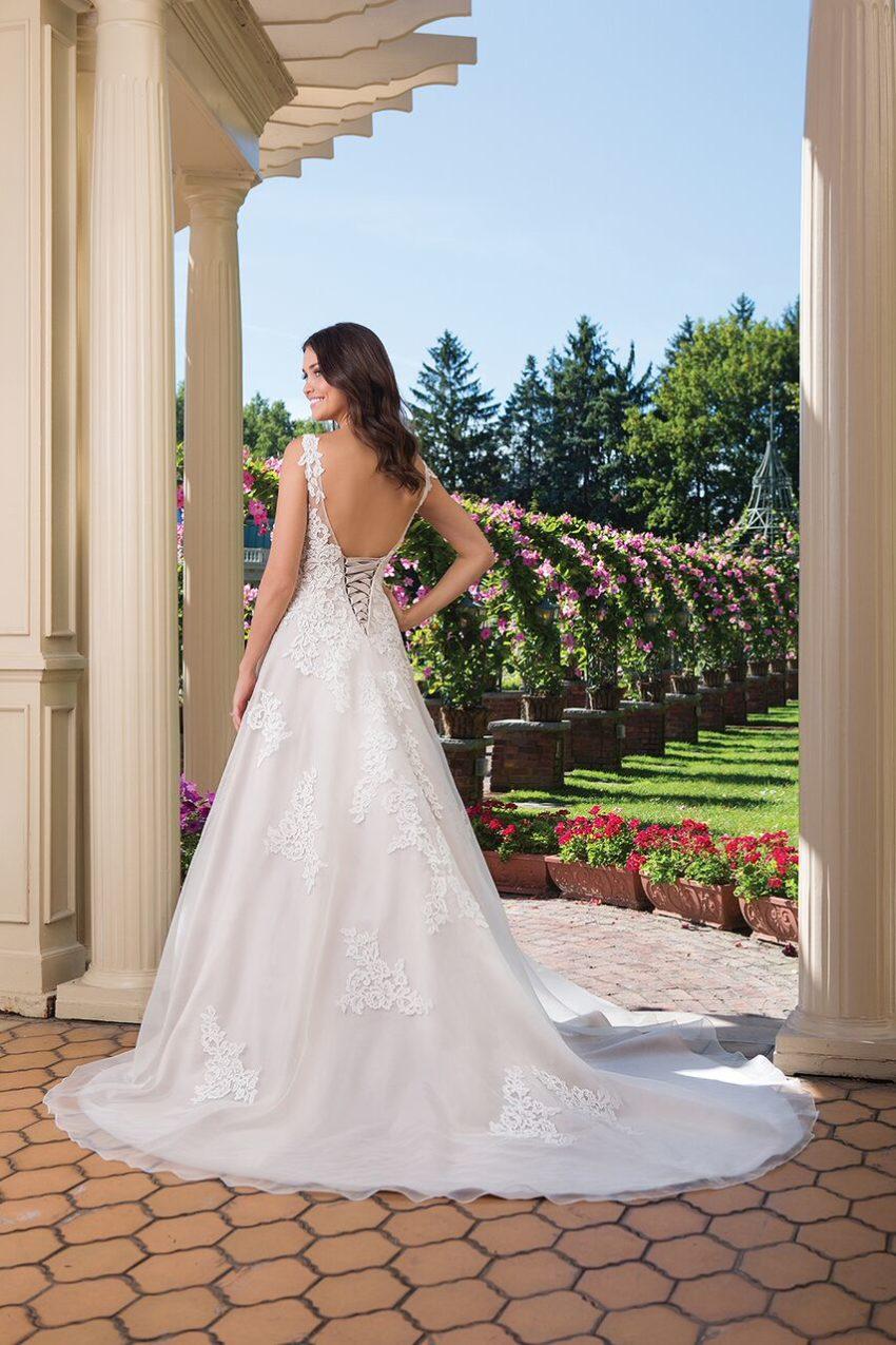 Brudklänning 2017 nyhet 18