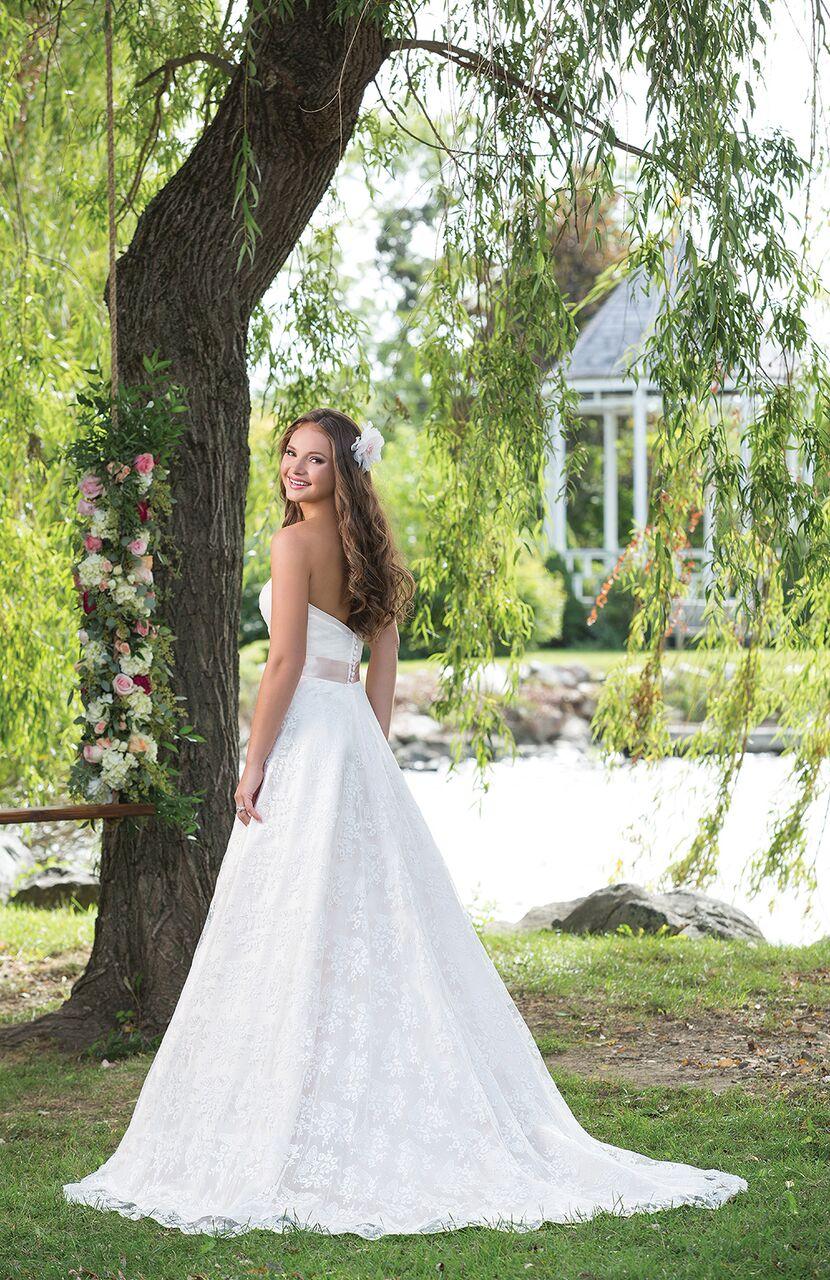 Brudklänning 2017 nyhet 45