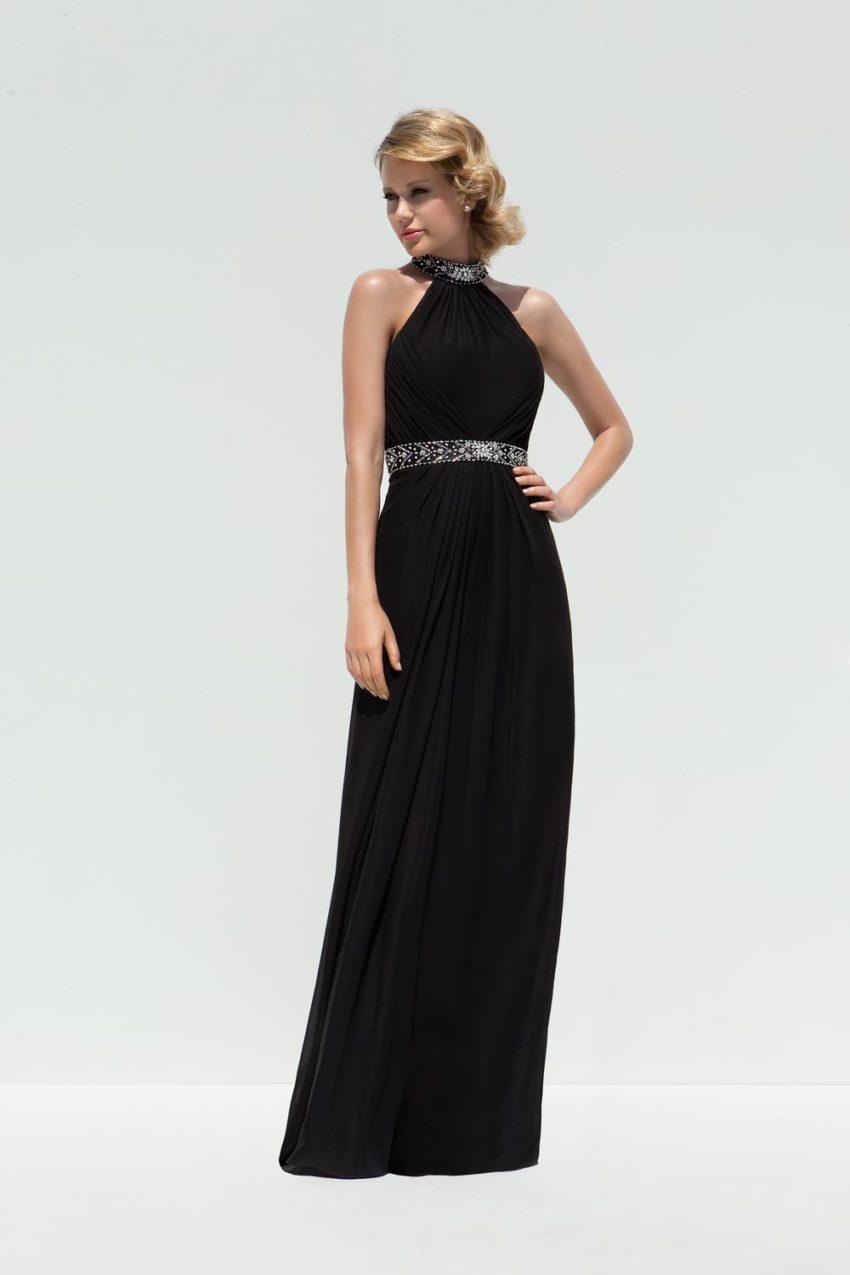 Klassisk aftonklänning 001