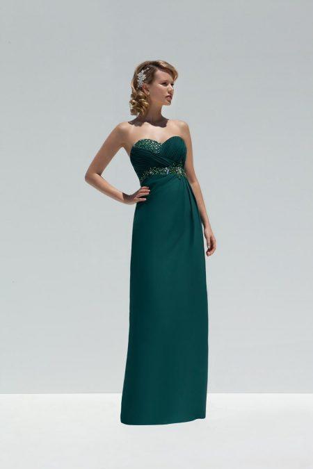 Klassisk aftonklänning 006
