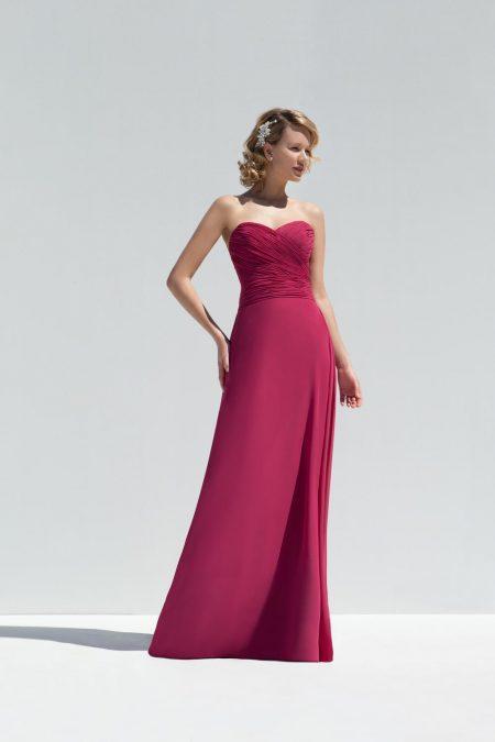 Klassisk aftonklänning 007