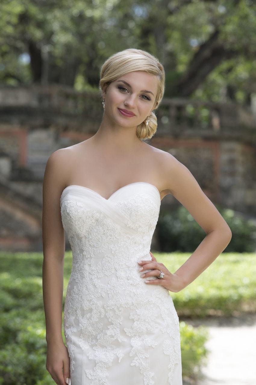 Romantisk brudklänning 0003