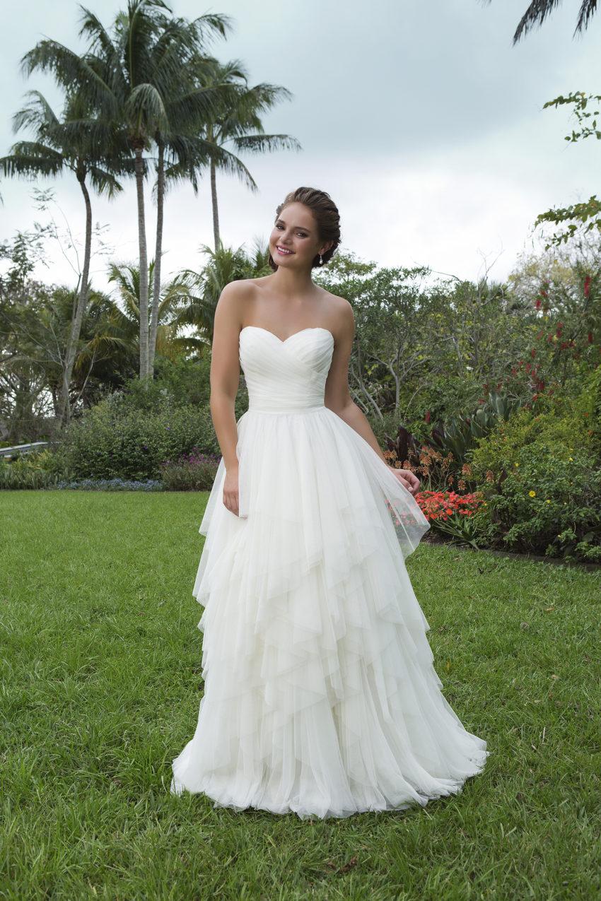 Romantisk brudklänning 0026