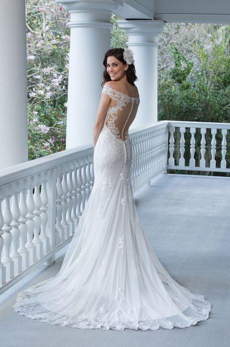Romantisk brudklänning 2017 002