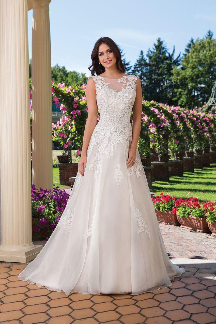 Romantisk brudklänning 2017 005