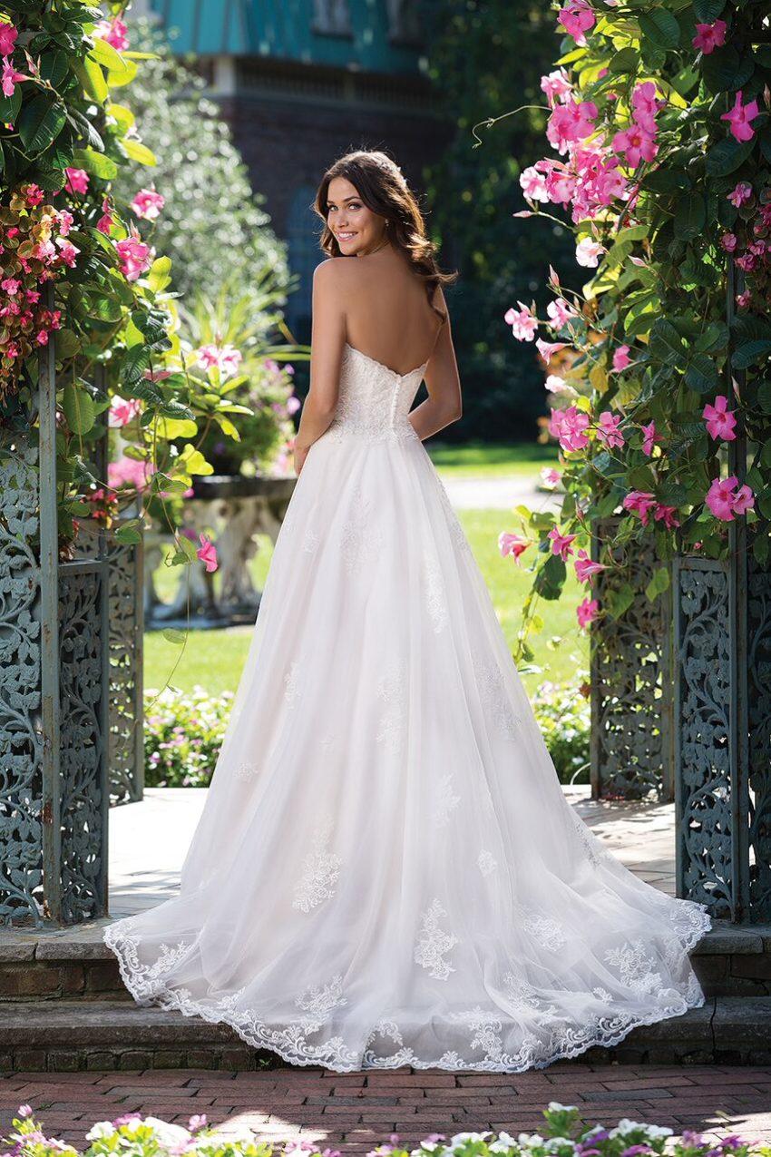 Romantisk brudklänning 2017 007