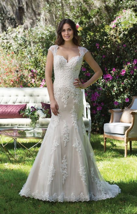 Romantisk brudklänning 2017 009