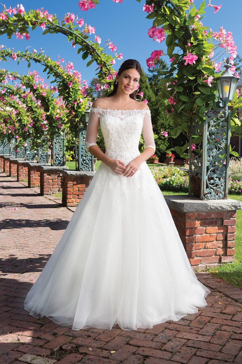 Romantisk brudklänning 2017 013