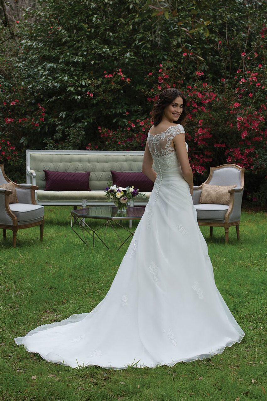 Romantisk brudklänning 2017 015