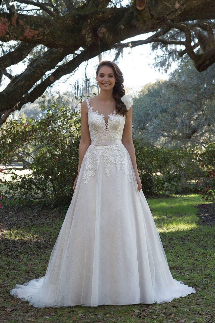 Romantisk brudklänning 2017 022