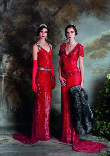 Vintage klänning 001