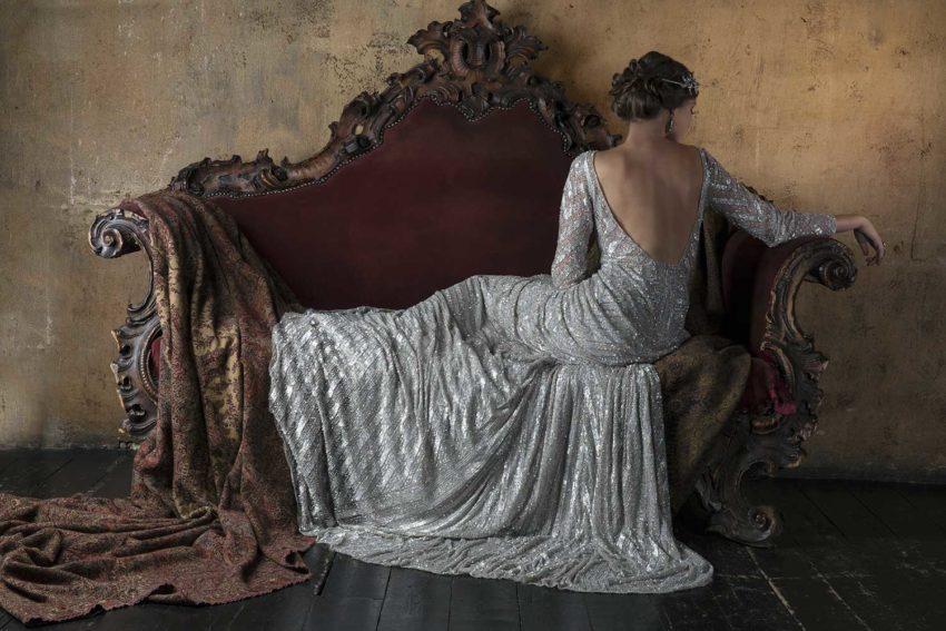 Vintage klänning 1804