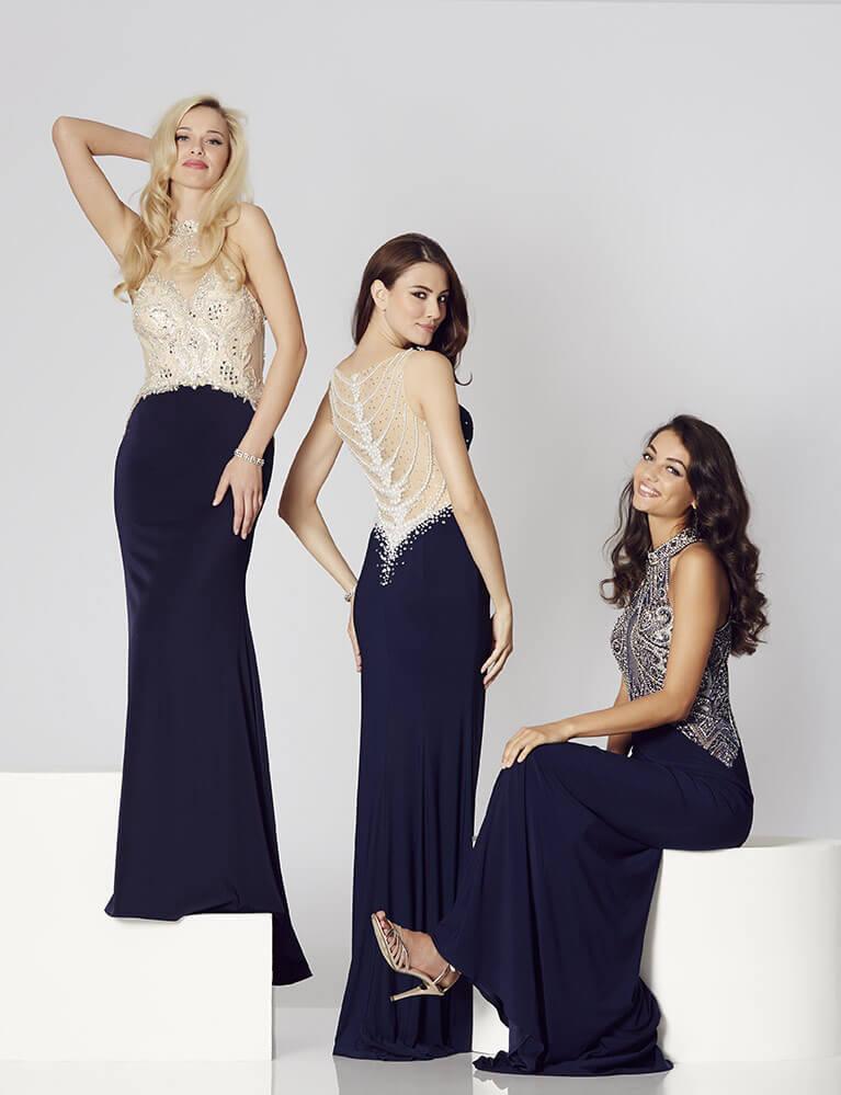 bling göteborg klänningar