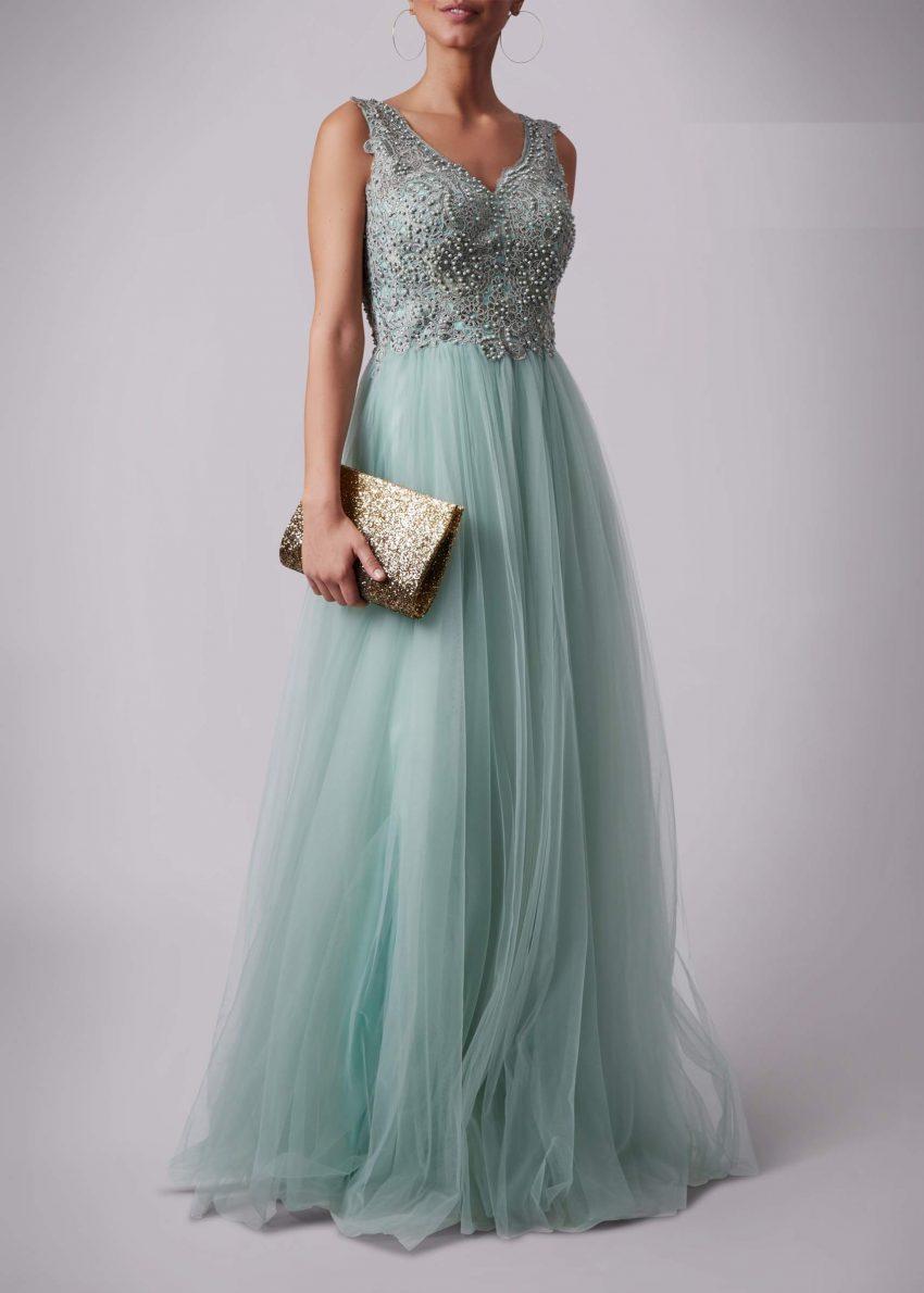 Bal och aftonklänning 19009