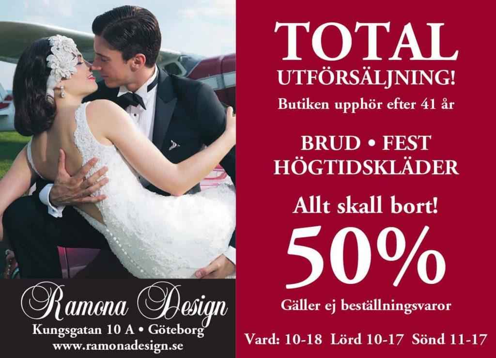 Rea Bröllopsklänningar utförsäljning