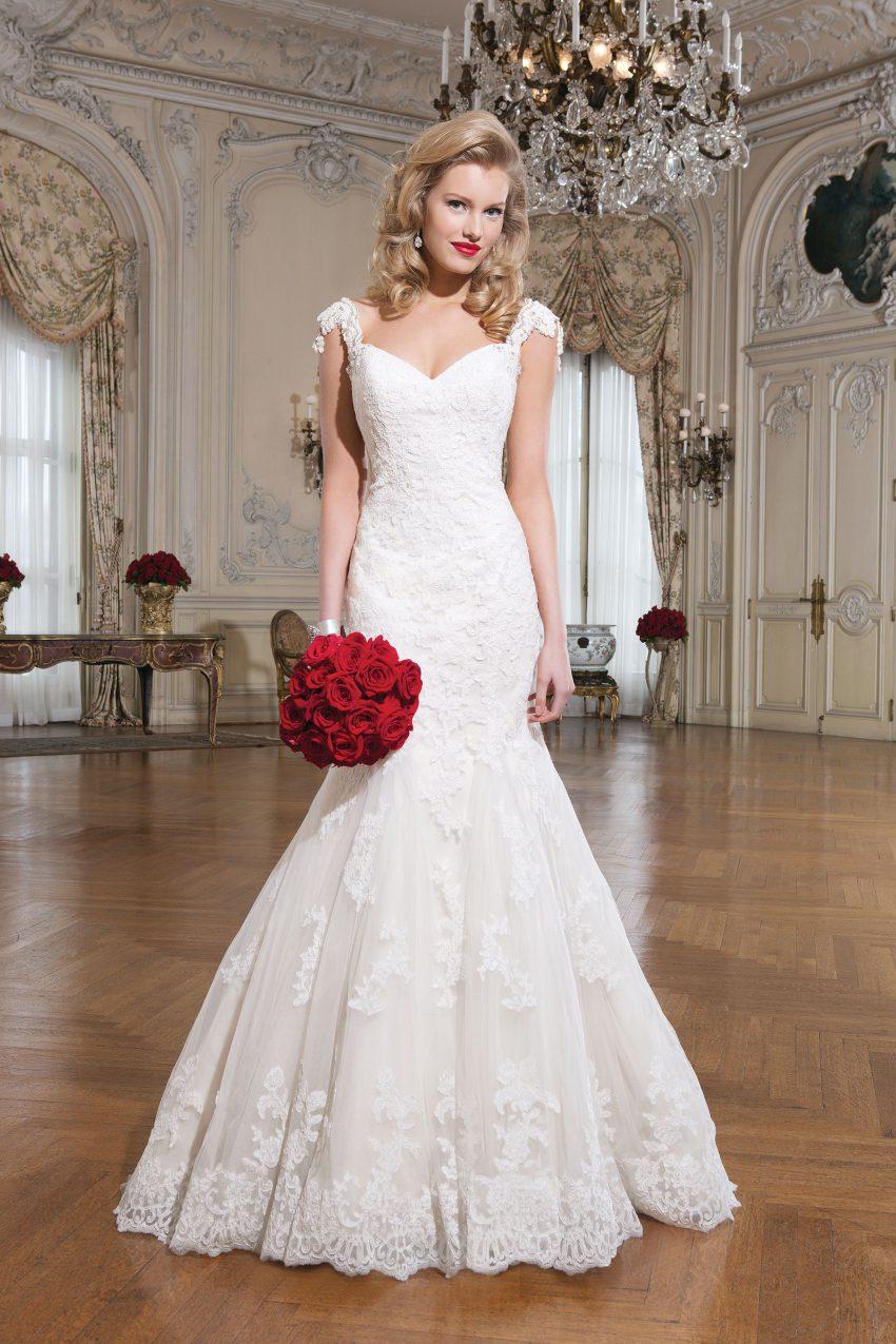 Exklusiv brudklänning EXL 2003
