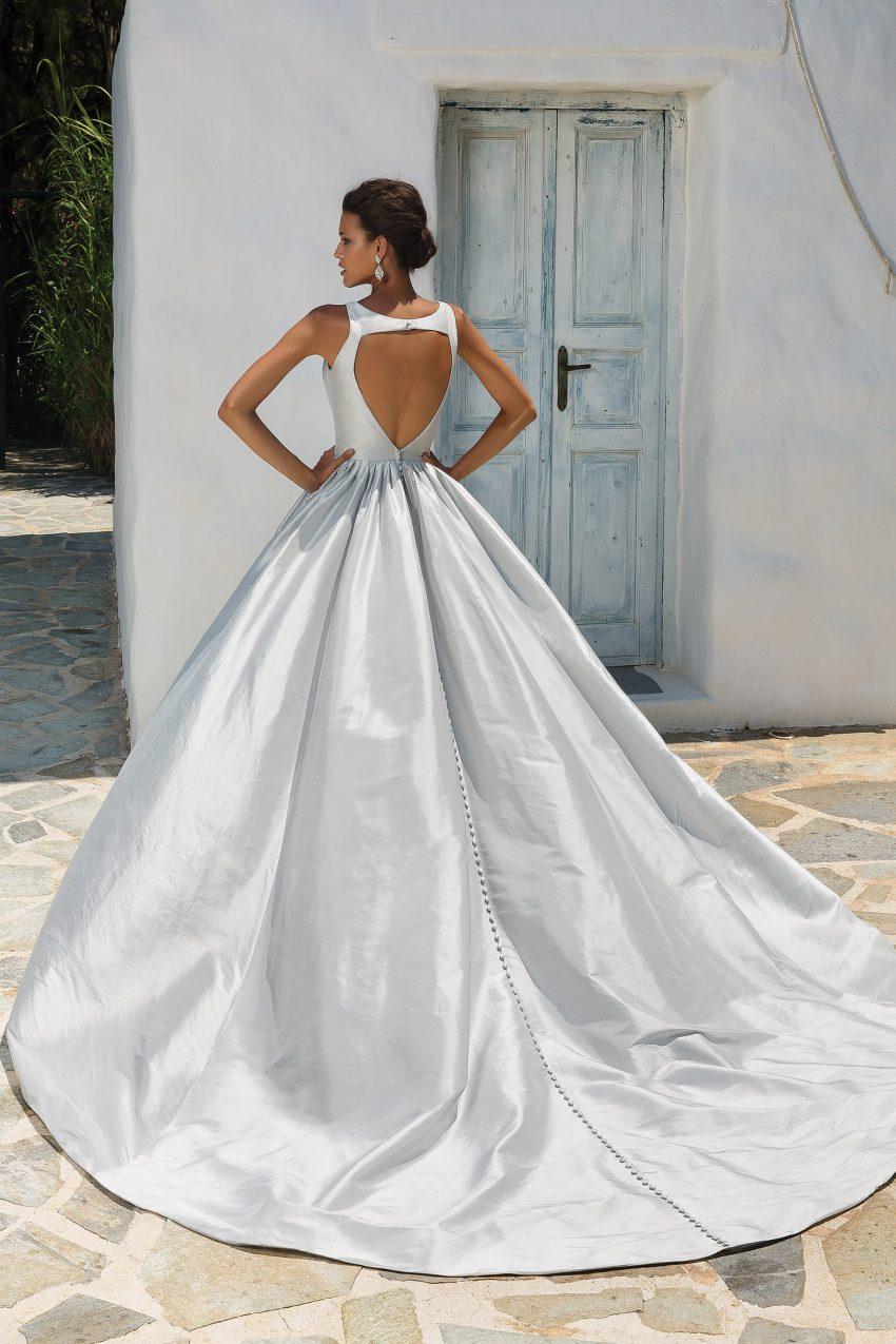 Exklusiv brudklänning EXL 2008