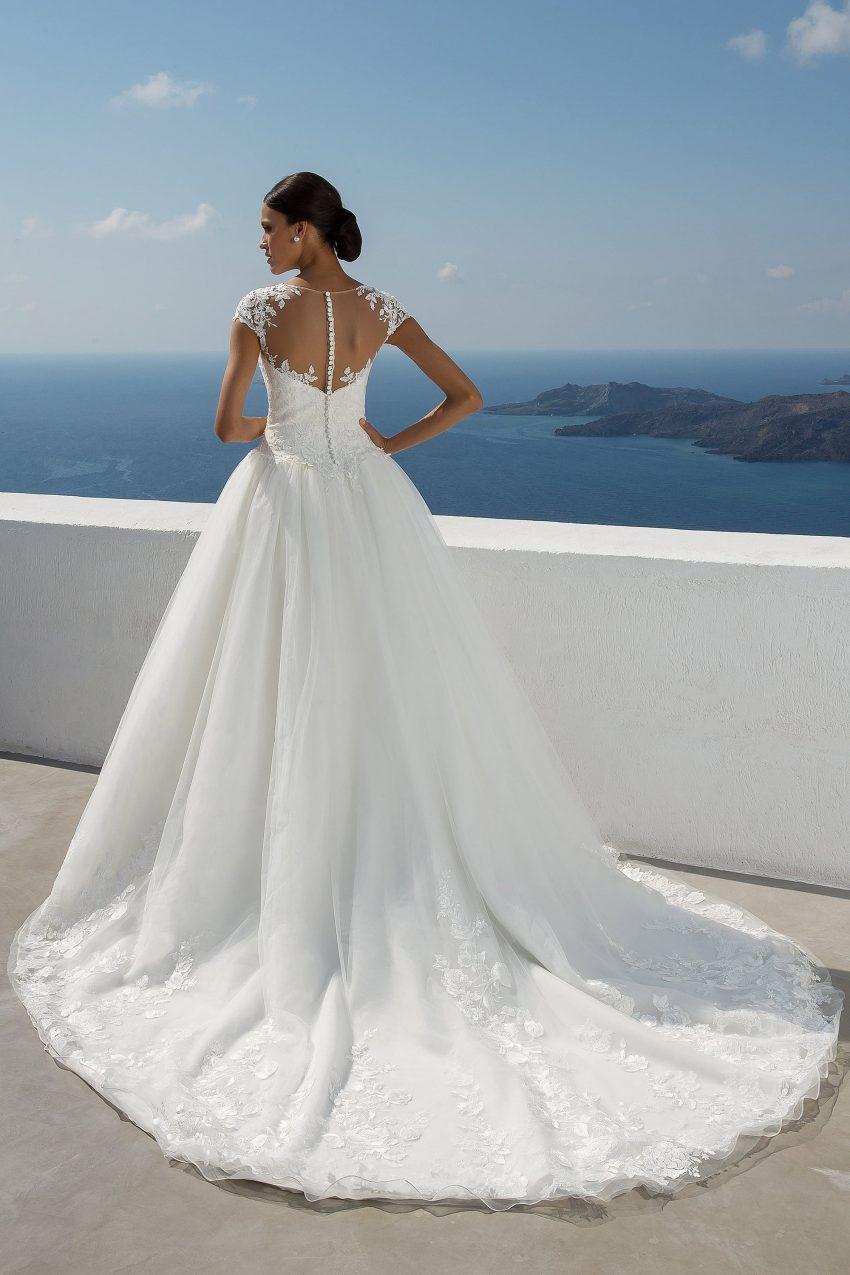 Exklusiv brudklänning EXL 2010