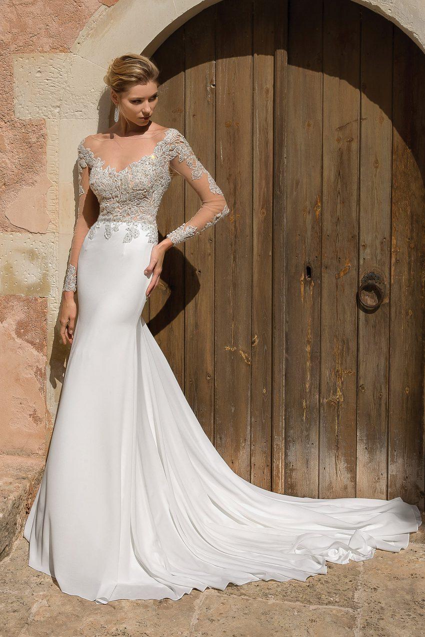 Exklusiv brudklänning EXL 2011