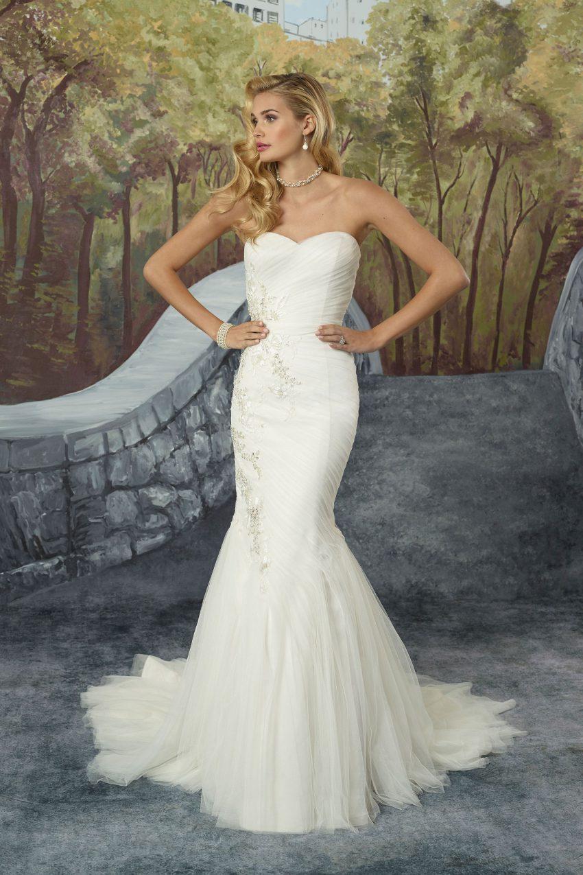 Exklusiv brudklänning EXL 2012