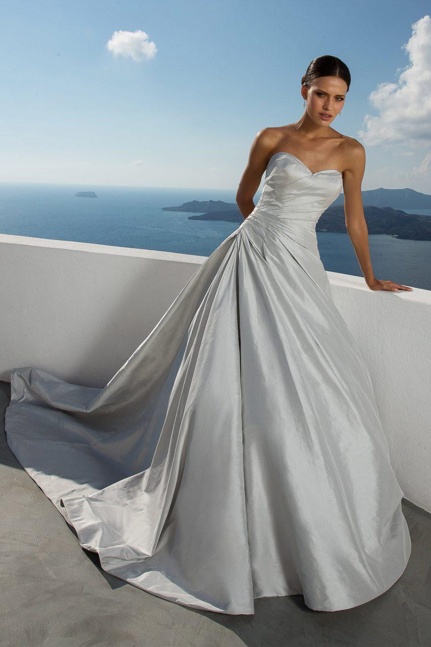 Exklusiv brudklänning EXL 2013