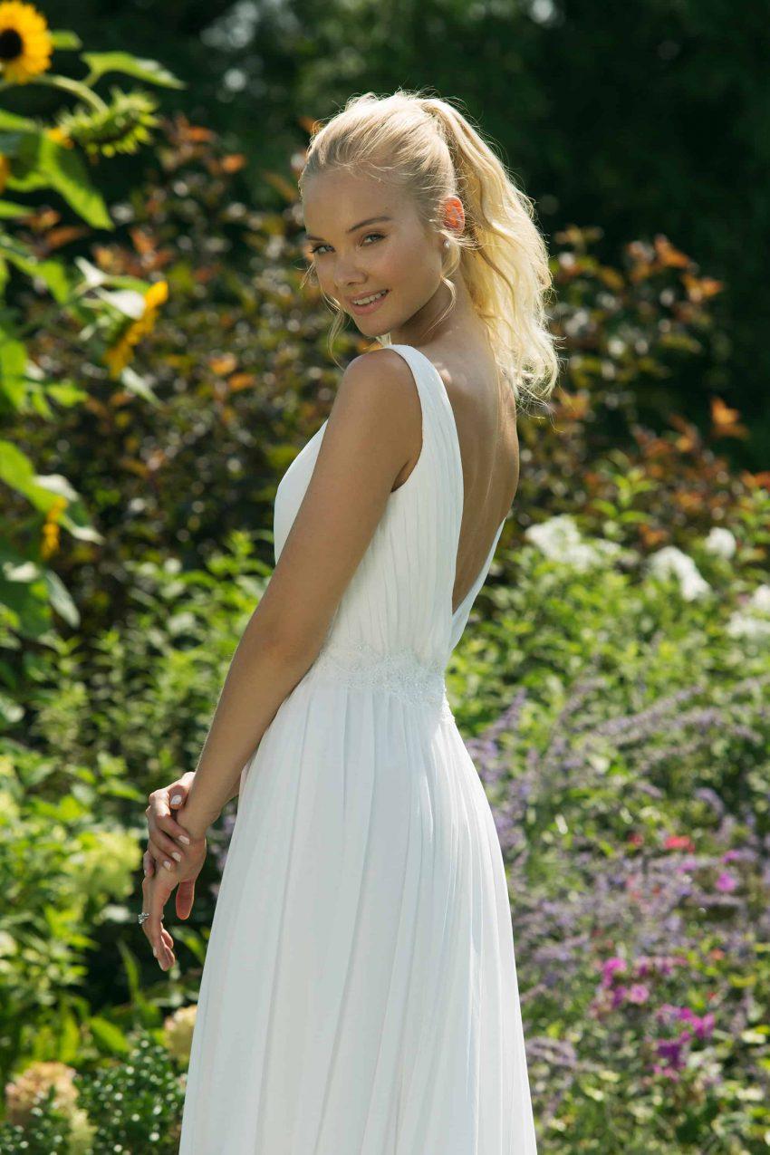 Enkel brudklänning ENKL 2001